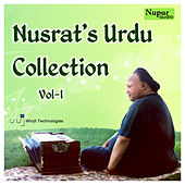 Nusrat's Urdu Collection, Vol. 1 by Nusrat Fateh Ali Khan