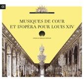 Musiques de cour et d'opéra pour Louis XIV von Various Artists