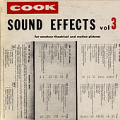 Sound Effects, Vol. 3 by Unspecified