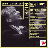 Bizet: Symphony No. 1 in C Major; Offenbach:  Gaîté Parisienne; Orphée aux enfers Overture; Von Suppé: Die schöne Galatea Overture by New York Philharmonic