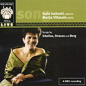 Songs By Sibelius, Strauss & Berg by Various Artists