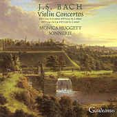 Bach: Violin Concertos by Monica Huggett