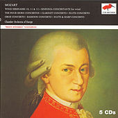 Mozart: Wind Serenades & Concertos by Chamber Orchestra of Europe