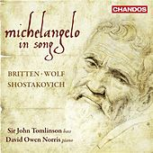 Michelangelo in Song by John Tomlinson