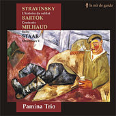 Stravinsky, Bartók, Milhaud: Works by Pamina Trio