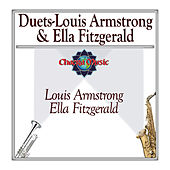 Duets: Louis Armstrong & Ella Fitzgerald by Louis Armstrong