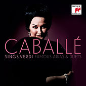 Montserrat Caballé Sings Verdi by Various Artists