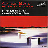 Clarinet Music of the 19th & 20th Century by Various Artists