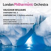 Vaughan Williams: Symphonies Nos. 5 & 7 by Various Artists