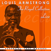 Stompin at the Savoy (Live) by Louis Armstrong