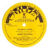 Rostropovich plays Chopin, Schumann, Schubert, Rachmaninoff (1956) by Mstislav Rostropovich