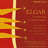 Elgar:  Coronation Ode; The Spirit Of England by Edward Elgar