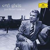Beethoven: The Piano Sonatas by Emil Gilels