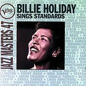 Verve Jazz Masters 47: Billie Holiday Sings Standards by Billie Holiday