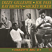 Dizzy's Big 4 [Original Jazz Classics Remasters] by Dizzy Gillespie