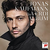 The Verdi Album by Jonas Kaufmann