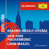Brahms: Variations On A Theme By Haydn; Dvorak: Symphony No. 7; Kodaly: Dances Of Galanta by New York Philharmonic