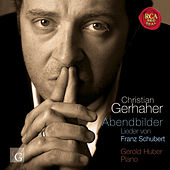 Schubert: Lieder by Christian Gerhaher
