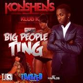 Big People Ting - Single by Konshens