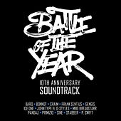 Battle of the Year Italy (10th Aniversary Soundtrack) by Various Artists