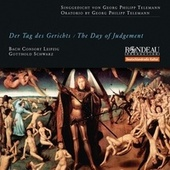 Telemann: Der Tag des Gerichts (The Day of Judgement) by Siri Karoline Thornhill