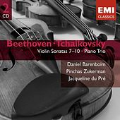 Beethoven: Violin Sonatas 7 - 10, Tchaikovsky: Piano Trio in A minor by Pinchas Zukerman