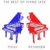 The Best of Piano Jazz: Monk & Peterson by Thelonious Monk