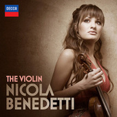 The Violin by Nicola Benedetti