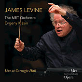 James Levine - Live At Carnegie Hall by James Levine