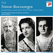 Simon Boccanegra by Various Artists