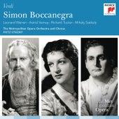 Simon Boccanegra by Various Artists