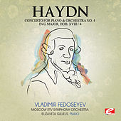 Haydn: Concerto for Piano and Orchestra No. 4 in G Major, Hob. XVIII/4 (Digitally Remastered) by Elizaveta Gillels