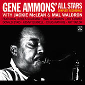 Gene Ammons' All Stars. Complete Recordings with Jackie Mclean & Mal Waldron