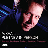 Pletnev in Person by Mikhail Pletnev