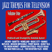 Jazz Themes for Television - Volume One by Various Artists