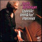 Music Makin' Mama by Ann Rabson