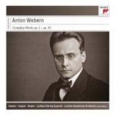 Anton Webern: Complete Works: Op. 1 - Op. 31 by Various Artists