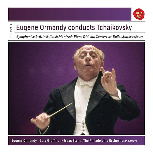 Eugene Ormandy Conducts Tchaikovsky by Various Artists