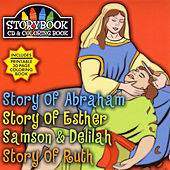 Story Book Cd & Coloring Book: Story of Abraham, Story of Esther, Samson & by Various Artists