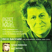 Rico Saccani and the Budapest Philharmonic Orchestra Perform Bizet, Lalo, & Ravel by Tatiana Remokova