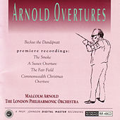Arnold Overtures by Malcolm Arnold