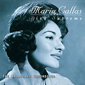 Diva Supreme, The Broadcast Recordings by Maria Callas