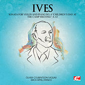 Ives: Sonata for Violin and Piano No. 4