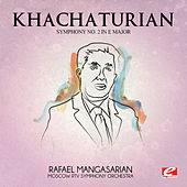 Khachaturian: Symphony No. 2 in E Major (Digitally Remastered) by Moscow RTV Symphony Orchestra