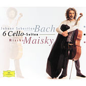 Bach: Six Suites for Solo Cello by Mischa Maisky
