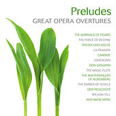 Preludes: Great Opera Overtures by Various Artists