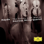 Haydn: The Seven Last Words, Op.51 by Emerson String Quartet