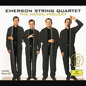 Haydn: The Haydn Project by Emerson String Quartet