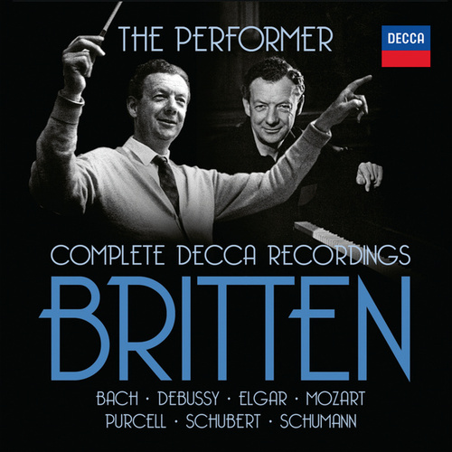 Britten The Performer by Various Artists
