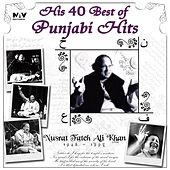 His 40 Best of Punjabi Hits Nusrat Fateh Ali Khan by Nusrat Fateh Ali Khan